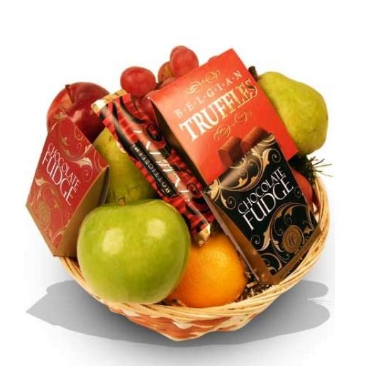Fruits & Chocolates