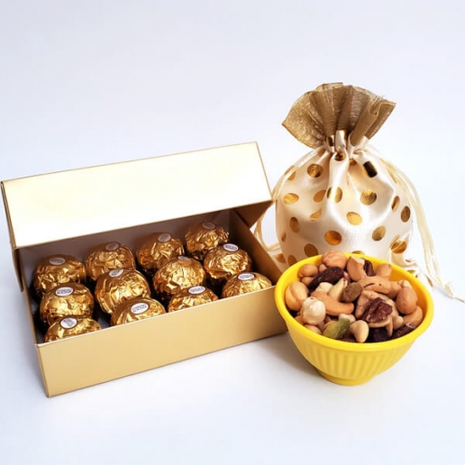 Ferrero & Mixed Nuts