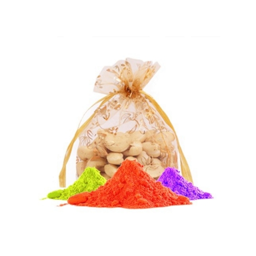 Holi Colors with Cashew