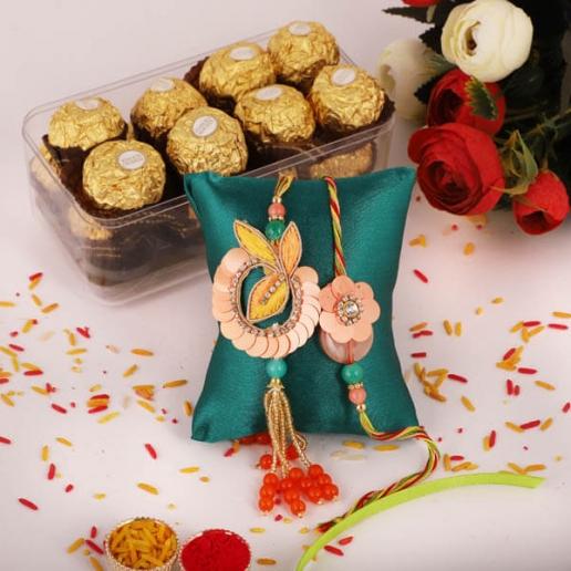 Ferrero Bond for Bhaiya Bhabhi