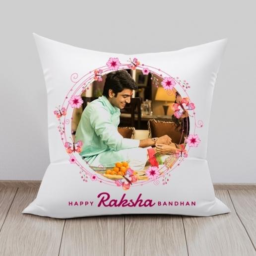 Rakshabandhan Special Cushion