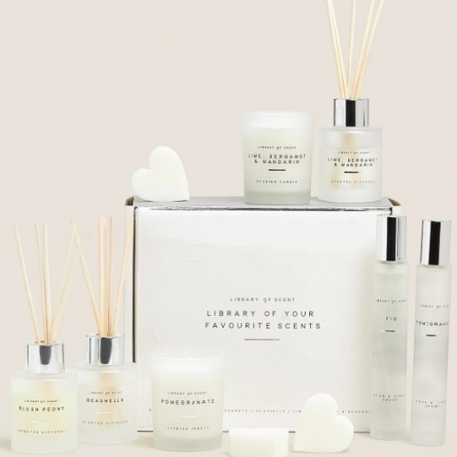 Library of Scent Gift Set