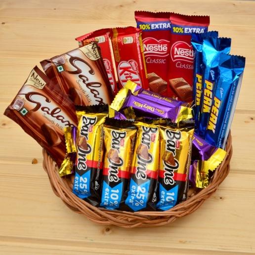 Multi Choco Pack