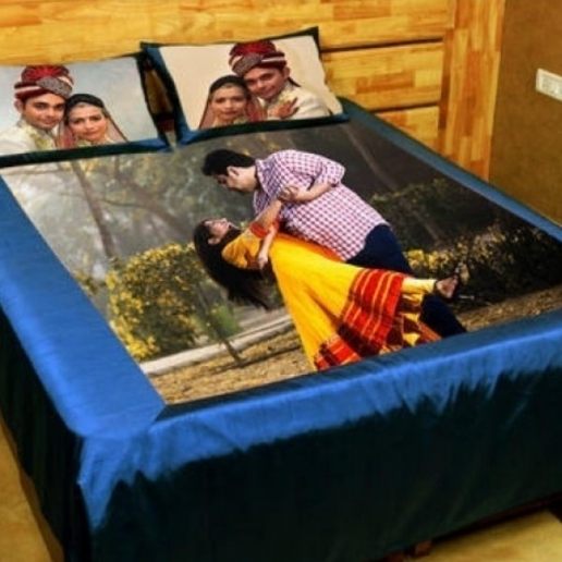 Personalized Bed Sheet