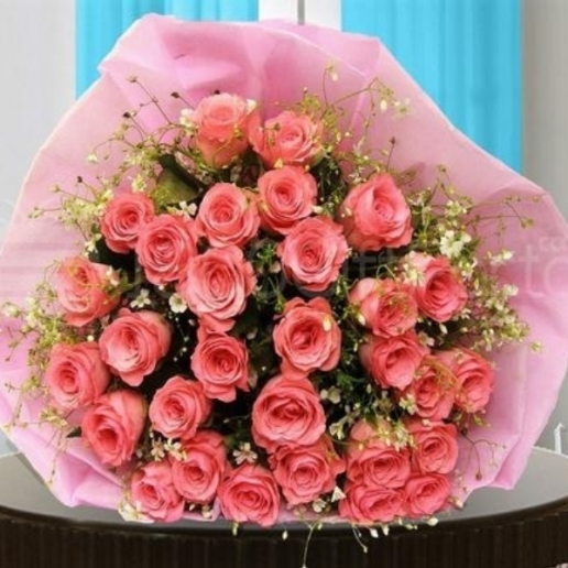 Pink Roses - 30
