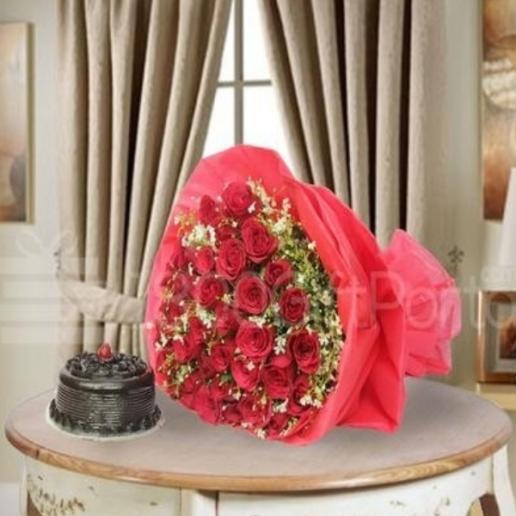 Ravishing Rose Combo