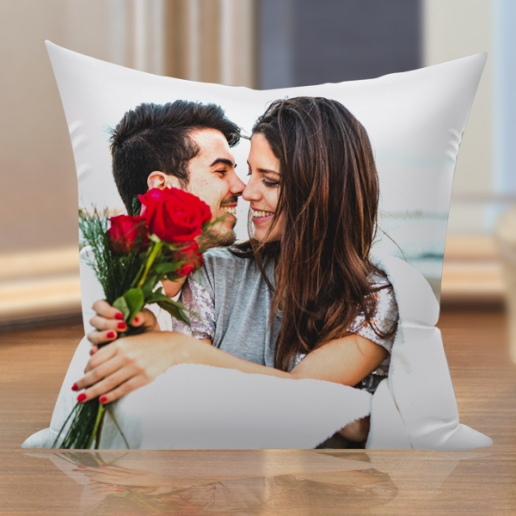 Romantic Personalized Cushion