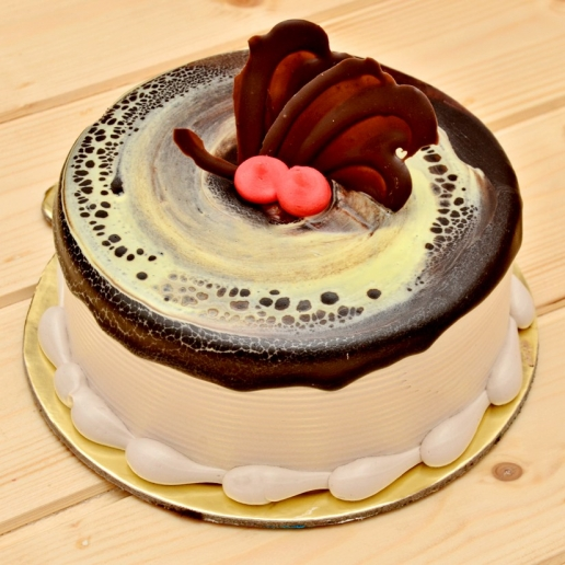 Soft Truffle Cake