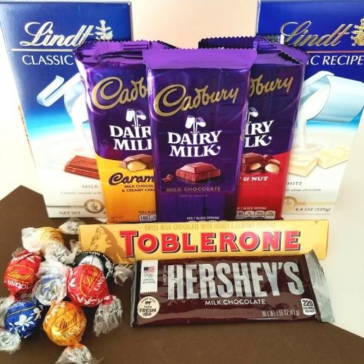 Mega Chocolaty Celebration