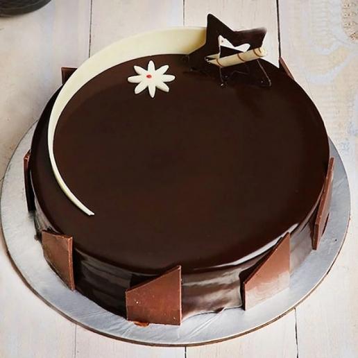 Tempting Truffle Cake