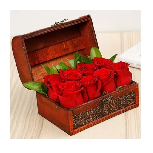 Roses Treasured Box