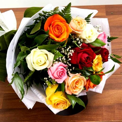 Dozen Roses Bouquet