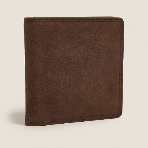 Leather Tri-fold Cardsafe
