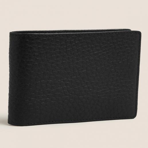 Black Leather Cardsafe