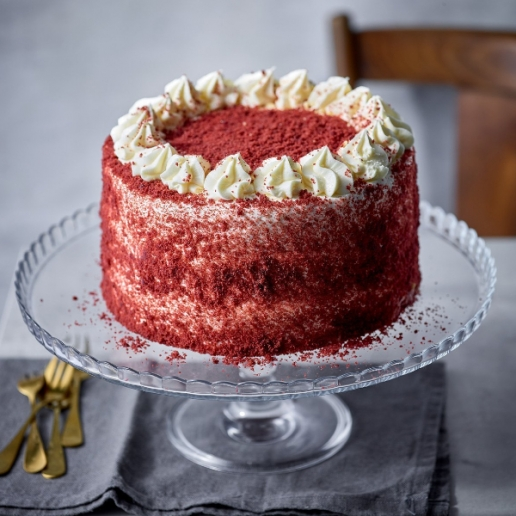 Red Velvet Gateau