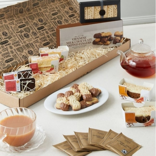 Afternoon Tea Letterbox Gift
