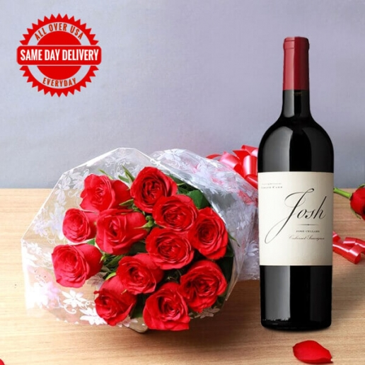 Red Wine & Roses
