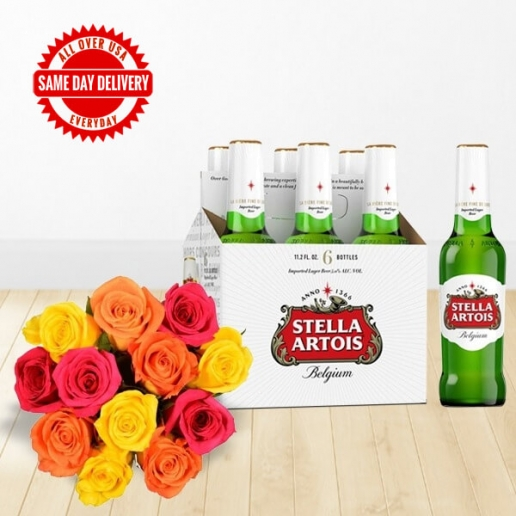 Mixed Roses and Beer