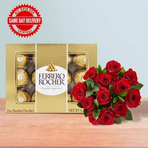 Rose and Ferrero