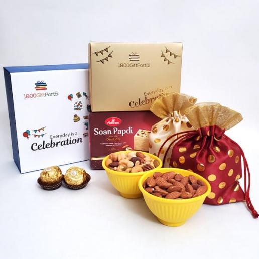 Soan & Nuts Gift