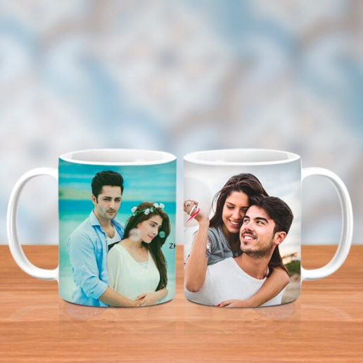 Personalized 2 Mugs Combo