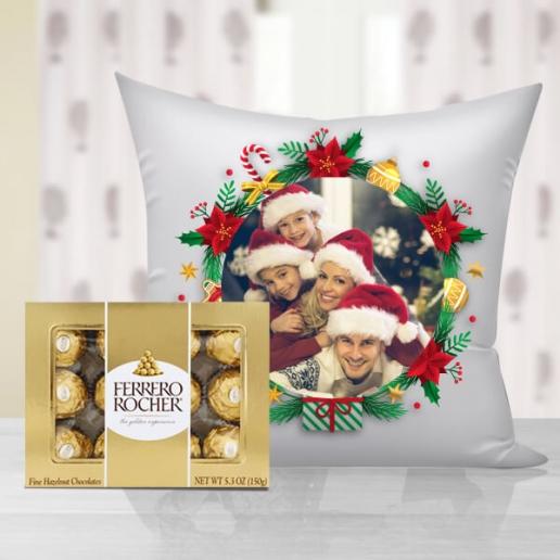 Christmas Cushion Combo