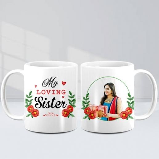 My Loving Sister Mug