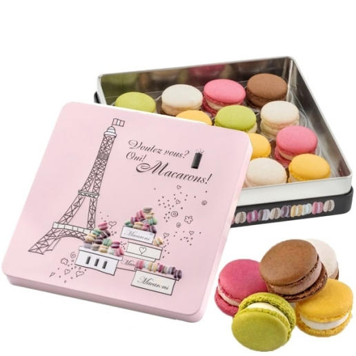 Wanna Have Macarons Gift Box