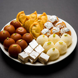 Branded Indian Sweets