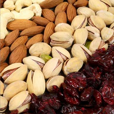 Send Dry Fruits to Europe
