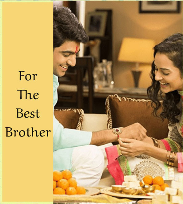Send Rakhi for Brother to EUROPE