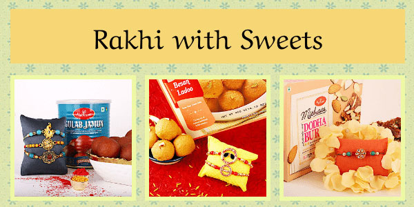 Send Rakhi & Sweets to EUROPE