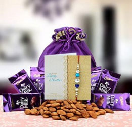 Send Rakhi and Chocolates to Europe