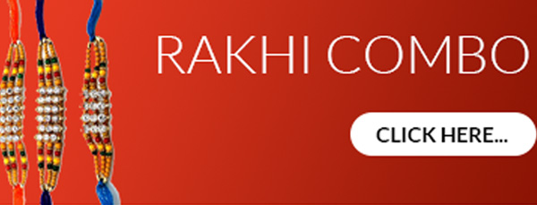 Send Rakhi Combo gifts to Europe