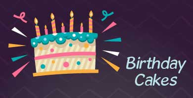 Send Birthday Cakes Gifts To India