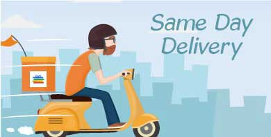 Send Same Day Gifts online
