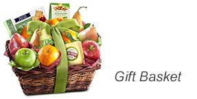 Send Gift Basket Online to India