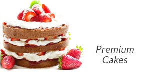 Send Premium Cakes Online to UAE